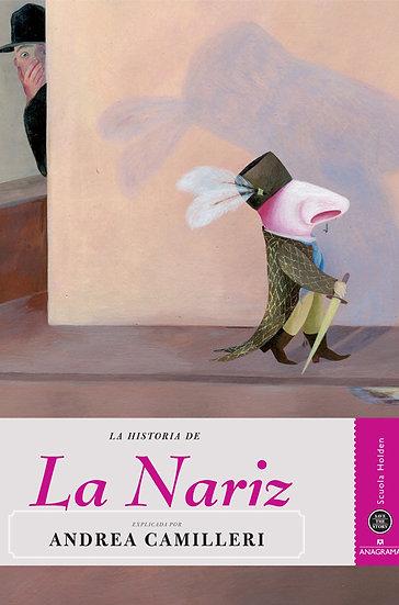 LA HISTORIA DE LA NARIZ. CAMILLERI, ANDREA