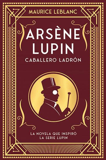 ARSENE LUPIN. LEBLANC, MAURICE