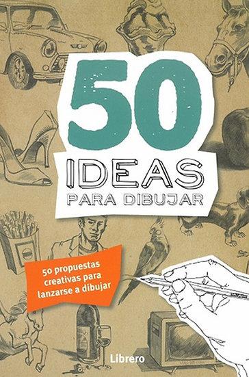 50 IDEAS PARA DIBUJAR. TADEM, ED