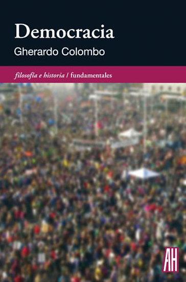 DEMOCRACIA. COLOMBO, GHERARDO