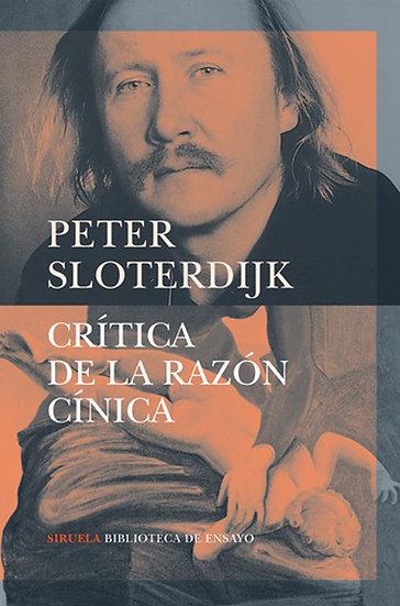 CRÍTICA DE LA RAZÓN CÍNICA. SLOTERDIJK, PETER