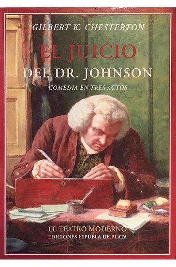 EL JUICIO DEL DR. JOHNSON. CHESTERTON, G.K.
