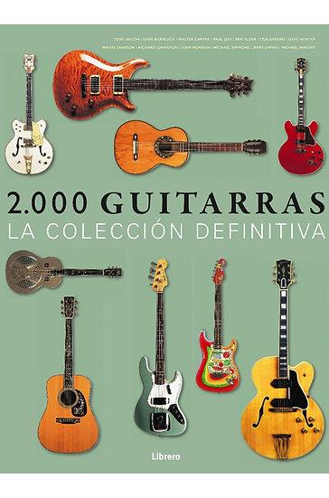 2000 GUITARRAS: LA COLECCIÓN DEFINITIVA. VV.AA.