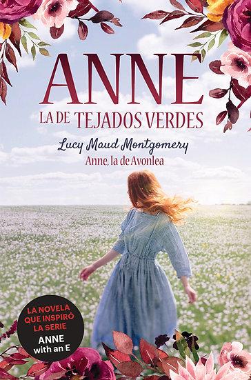 ANNE LA DE TEJADOS VERDES II. MONTGOMERY, LUCY MAUD