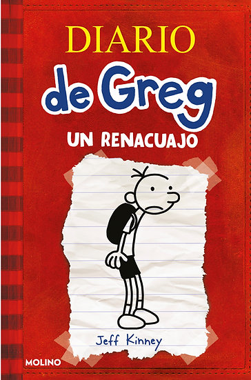 DIARIO DE GREG 1: UN RENACUAJO. KINNEY, JEFF