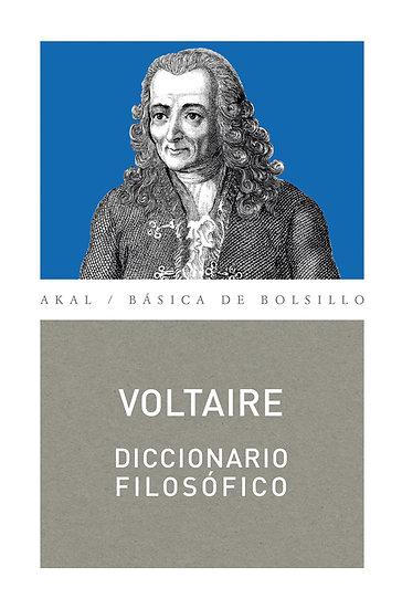 DICCIONARIO FILOSÓFICO. VOLTAIRE