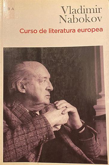CURSO DE LITERATURA EUROPEA. NABOKOV, VLADIMIR