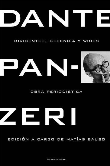 DIRIGENTES, DECENCIA Y WINES. PANZERI, DANTE