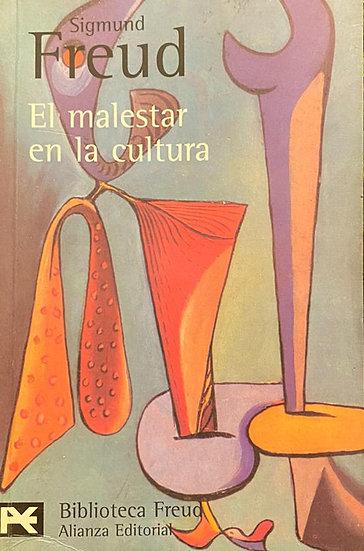 EL MALESTAR EN LA CULTURA. FREUD, SIGMUND