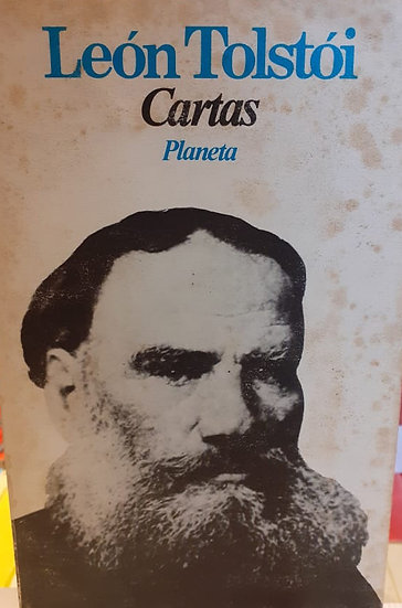 CARTAS. TOLSTÓI, LEÓN
