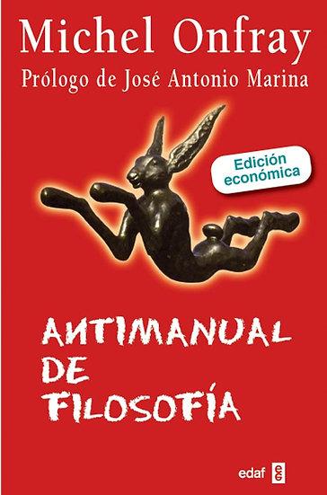 ANTIMANUAL DE FILOSOFÍA. ONFRAY, MICHEL