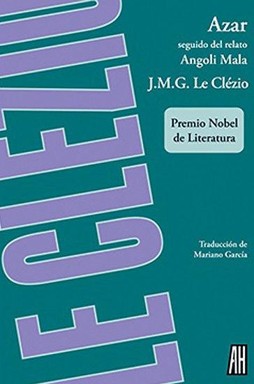 AZAR. LE CLÉZIO, J.M.G.