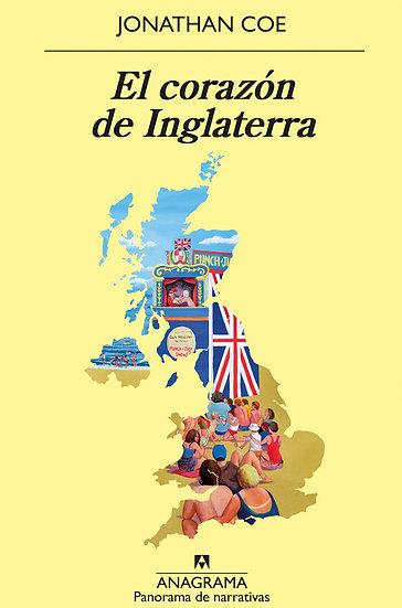 EL CORAZÓN DE INGLATERRA. COE, JONATHAN