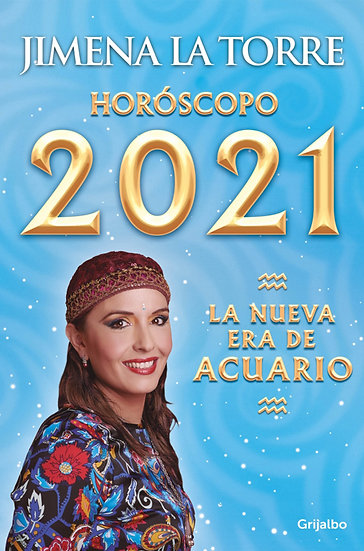 HORÓSCOPO 2021. LA TORRE, JIMENA