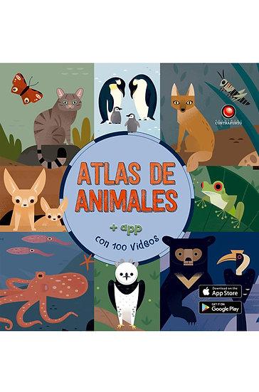 ATLAS DE ANIMALES. MCREA, ANNE
