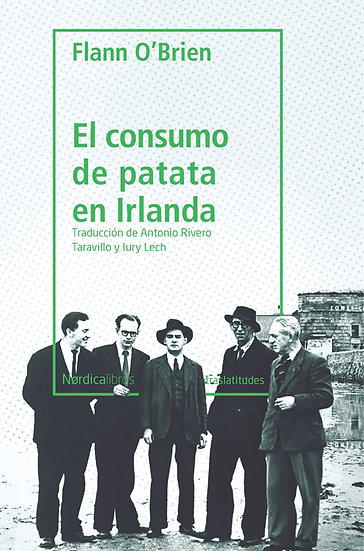 EL CONSUMO DE PATATA EN IRLANDA. O´BRIEN, FLANN