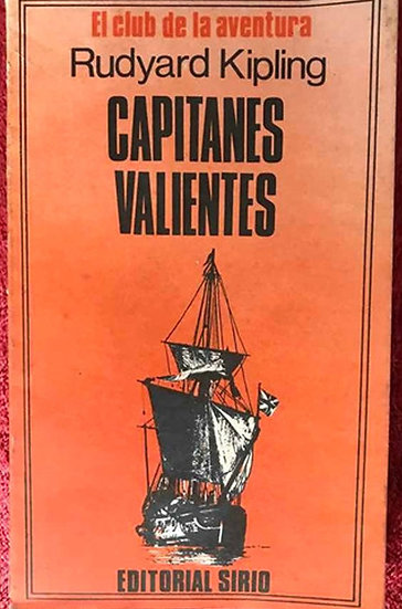 CAPITANES VALIENTES. KIPLING, RUDYARD