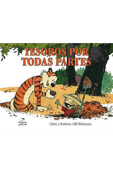 CALVIN Y HOBBES: TESOROS POR TODAS PARTES. WATTERSON, B.