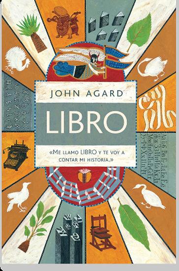 LIBRO. AGARD, JOHN