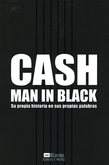 MAN IN BLACK. CASH, JOHNNY
