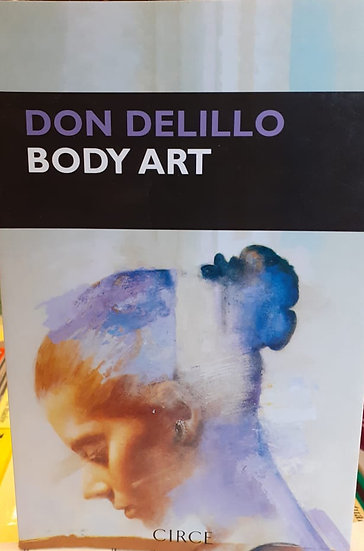 BODY ART. DELILLO, DON