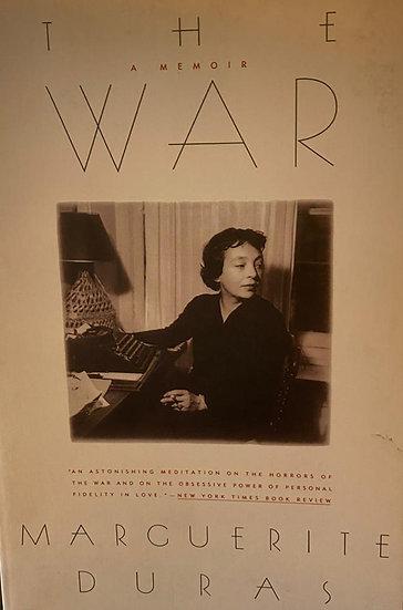 THE WAR: A MEMOIR. DURAS, MARGUERITE