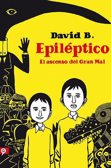 EPILÉPTICO. B., DAVID