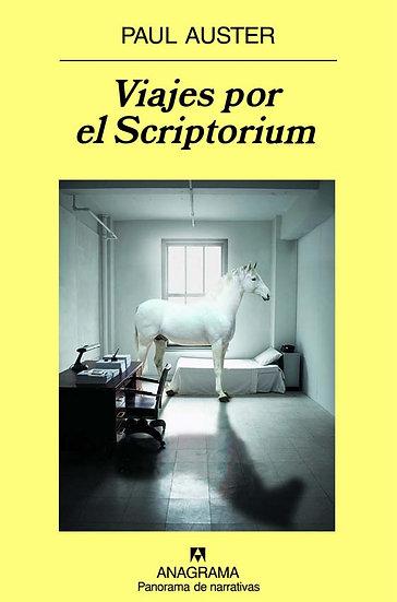 VIAJES POR EL SCRIPTORIUM. AUSTER, PAUL