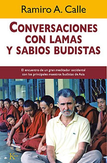 CONVERSACIONES CON LAMAS Y SABIOS BUDISTAS. CALLE, RAMIRO A.