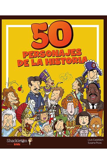 50 PERSONAJES DE LA HISTORIA. PICOS, SUSANA