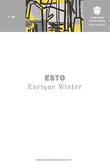 ESTO. WINTER, ENRIQUE