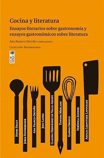 COCINA Y LITERATURA. VV.AA.