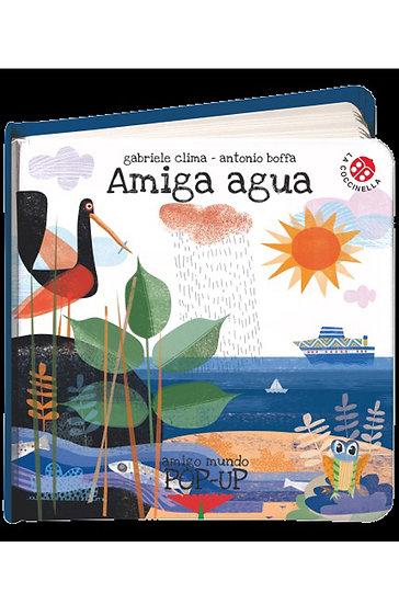 AMIGA AGUA. CLIMA, GABRIELE - BOFFA, ANTONIO