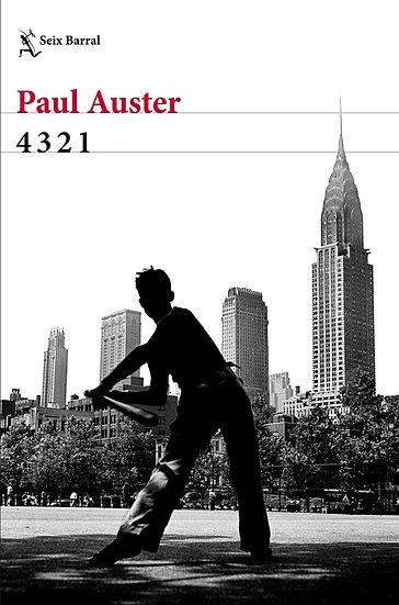 4 3 2 1. AUSTER, PAUL