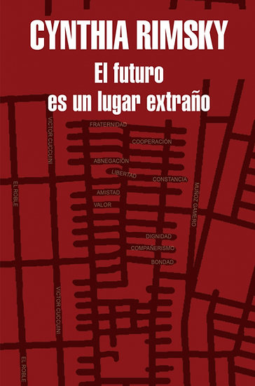 EL FUTURO ES UN LUGAR EXTRAÑO. RIMSKY, CYNTHIA