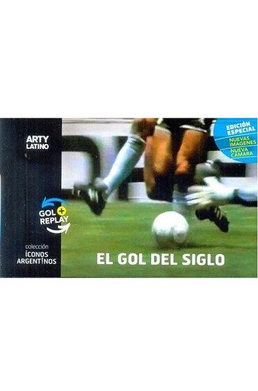 EL GOL DEL SIGLO. COLECCIÓN ÍCONOS ARGENTINOS