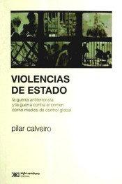 VIOLENCIAS DE ESTADO. CALVEIRO, PILAR