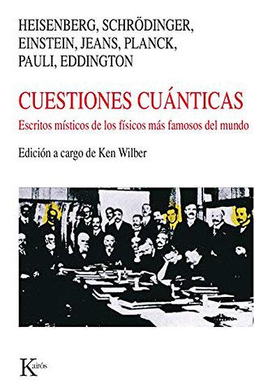 CUESTIONES CUÁNTICAS. VV.AA.