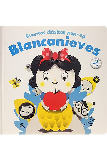 CUENTOS CLÁSICOS POP-UP: BLANCANIEVES