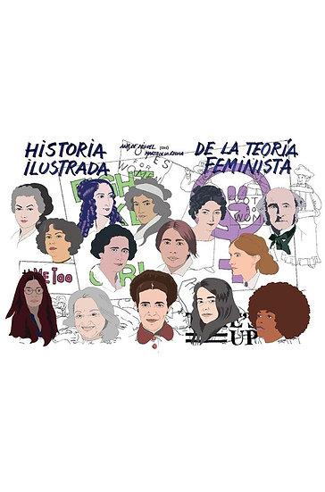 HISTORIA ILUSTRADA DE LA TEORÍA FEMINISTA. DE LA ROCHA, MARTA