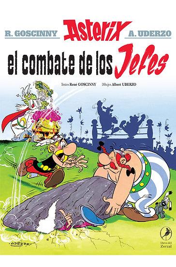 ASTERIX: EL COMBATE DE LOS JEFES. GOSCINNY, RENÉ - UDERZO, ALBERT