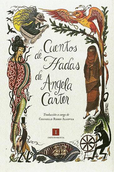 CUENTOS DE HADAS DE ANGELA CARTER. CARTER, ANGELA
