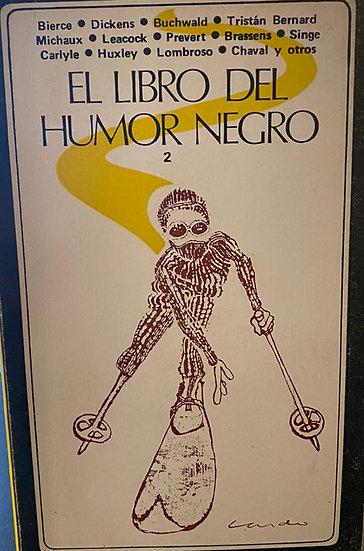 EL LIBRO DEL HUMOR NEGRO (VOL.2). VV.AA.