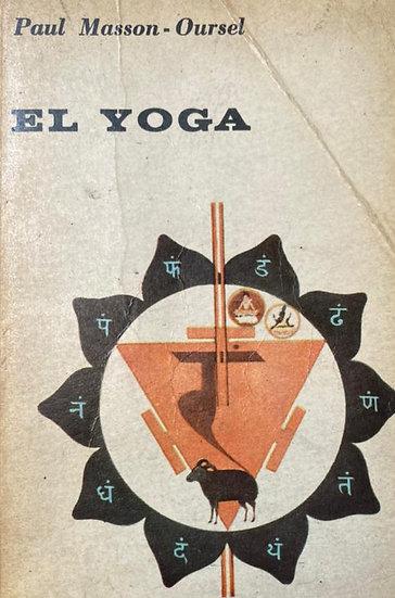 EL YOGA. MASSON-OURSEL, PAUL