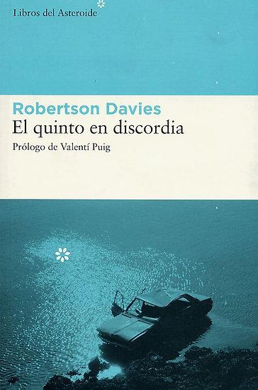 EL QUINTO EN DISCORDIA. DAVIES, ROBERTSON