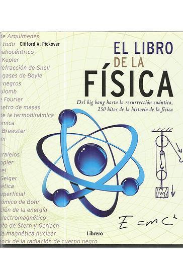 EL LIBRO DE LA FÍSICA. PICKOVER, CLIFFORD