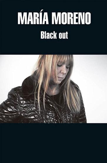 BLACK OUT. MORENO, MARÍA