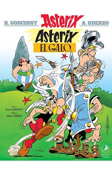 ASTERIX EL GALO. GOSCINNY, RENÉ - UDERZO, ALBERT