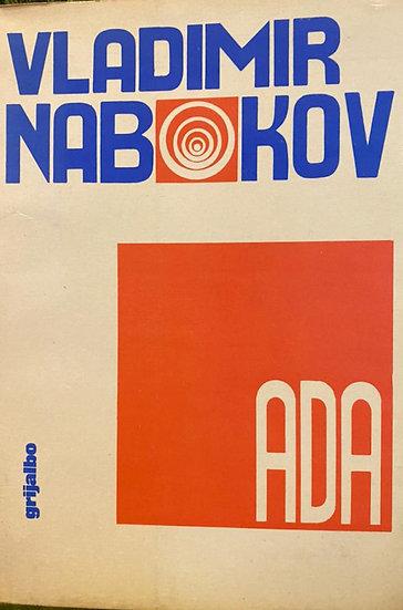 ADA. NABOKOV, VLADIMIR