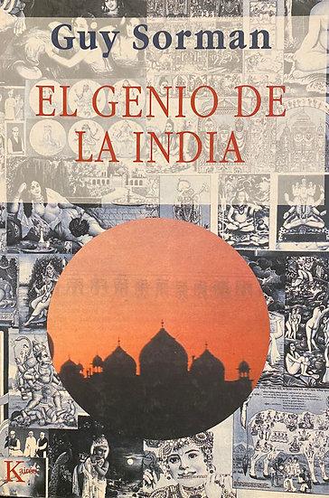 EL GENIO DE LA INDIA. SORMAN, GUY